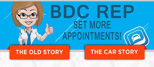 BDC Rep Title Cartoon Image
